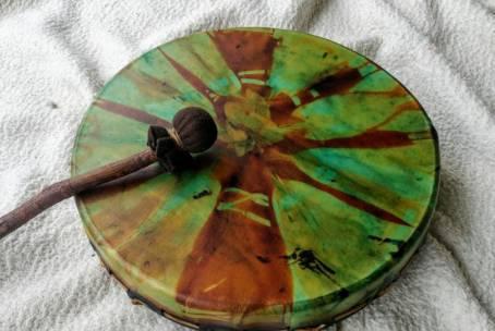 Atelier – Création d'un tambour